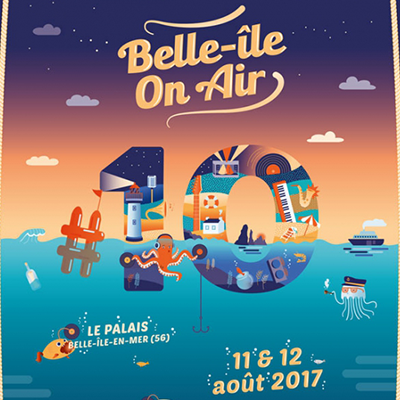 belle île on air