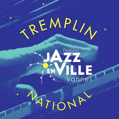 Jazz en ville logo